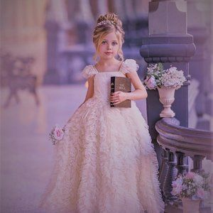 Dollcake Couture Happily Ever After Pink  Gown